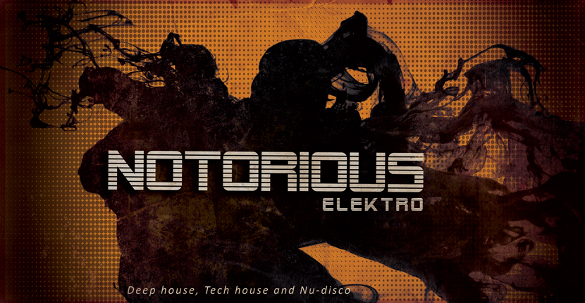 Notorious elektro artwork